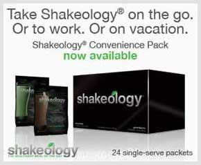 Shakeology Shake