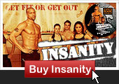 Insanity + Shakeology
