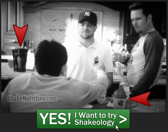 Shakeology on HBO Entourage